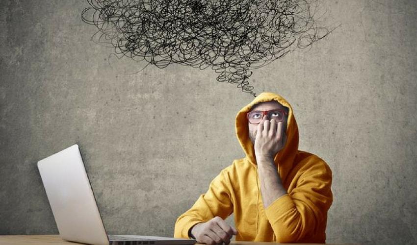 jak pozbyć się negatywnych myśli
