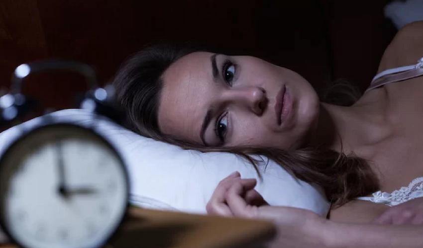problemy ze snem bezsenność