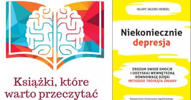 depresja książki psychologiczne