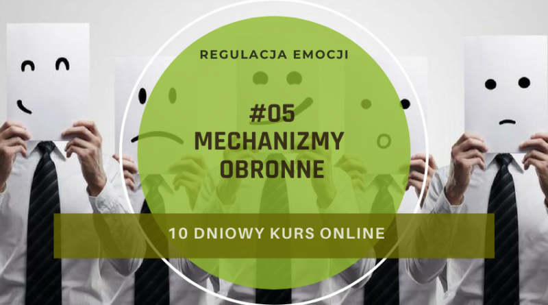 Mechanizmy obronne kurs