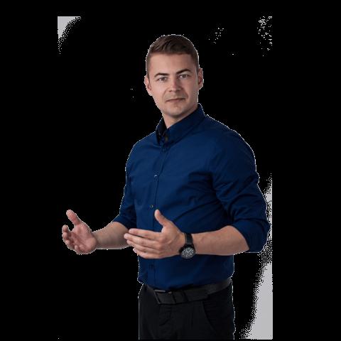 Psycholog online Kraków mgr Wojciech Klęk