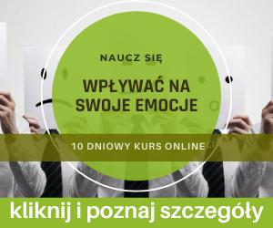 regulacja emocji kurs online